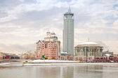 Moscow. Municipal landscape — Stock Photo