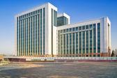 Ministry of finance of republic of Uzbekistan — Stock Photo
