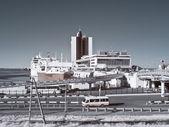 Marine port — Stock Photo