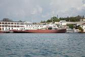 Bývalý osobní jachty hitlera — Stock fotografie