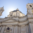 Foto de Stock  : Church Sant Agnese in Agone