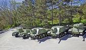 Broń na sapun-gora — Zdjęcie stockowe