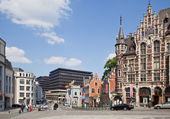 Brussels, cityscape — Stock Photo