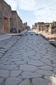 Pompeii. Street — Stock Photo