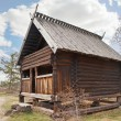 Finnish village — Stock Photo