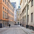 City Stockholm — Stock Photo
