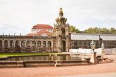 Palace of Zwinger — Stock Photo