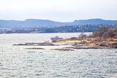 Costa de noruega — Foto de Stock