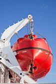 Bote de salvamento — Foto de Stock