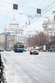 Street of Moscow — Stock Photo