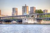 City Paris. HDR — Stock Photo