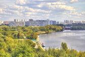 Moskva. hdr — Stockfoto