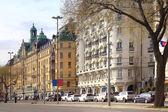 Города Стокгольм — Стоковое фото