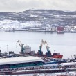 Постер, плакат: Murmansk city