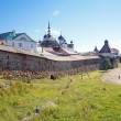 Solovetsky masculine monastery — Stock Photo