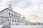 Monastery in city to Kolomna — Stock Photo