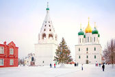 Kremlin is in Kolomna — Stock Photo