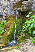 армянский монастырь. святой воды — Стоковое фото