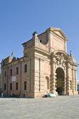 Bolonia. puertas de gallera — Foto de Stock