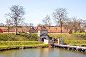Fortress of Kastellet — Stock Photo