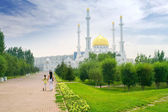 Nur-Astana Mosque — Stock Photo