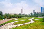 Современная Астана — Стоковое фото