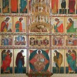 Stock Photo: Iconostasis is in Solovki monastery