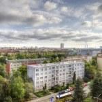 Panorama of Prague. HDR — Stock Photo #37265191