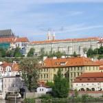 Panorama of city Prague. HDR — Stock Photo #37265229