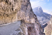 Caucasus. Chereksky gorge — Stock Photo
