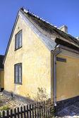 16 世紀の住宅と漁村 — ストック写真