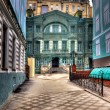 Stock Photo: Moscow. Enchanted house. HDR