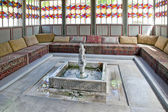 Palazzo di Bakhchisaray, sala di riunioni. Divan — Foto Stock