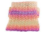 Warm scarf — Stock Photo