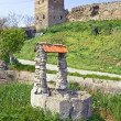 Stock Photo: Genoese fortress is in Feodosiya