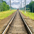 Railroad — Stock Photo #40455845