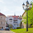 Stock Photo: Brno. Street in old town