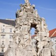 Stock Photo: Brno. fountain is Parnassus. 1695 year