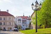 Brno. Street in the old town — Stock Photo