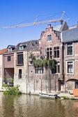 City Ghent — Stock Photo