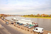 River Elbe — Stock Photo