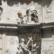 Stock Photo: Vienna. Plague column