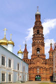 Belfry Church of the Epiphany in Kazan  — Stock fotografie