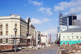 Street in the city of Kazan  — Stockfoto
