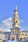 Kazan, Saints Peter and Paul Cathedral, belfry  — Stok fotoğraf