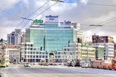 Kazan. stadsbild — Stockfoto