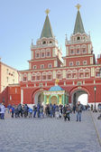 Moscow. Iberian Gate — Stock Photo