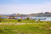 Crimea, Cossack bay — Stock Photo