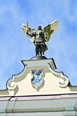 Lyadsky gate. Archangel Michael  — Stock Photo