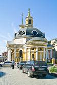 Kiev. Church of the Nativity, where funeral Taras Shevchenko — Stock Photo